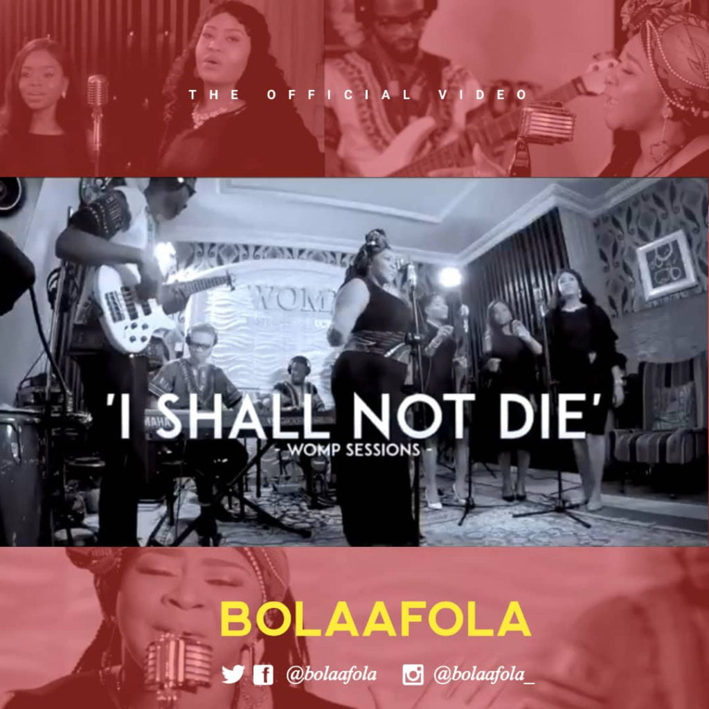 Watch Video I shall not die by bolaafola