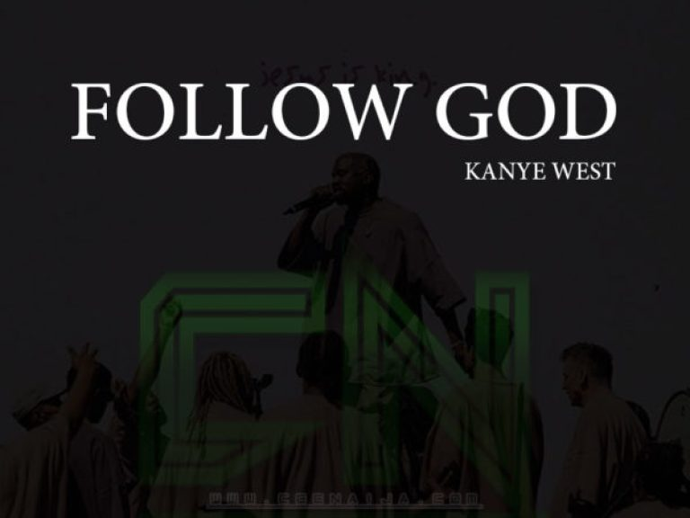 Download Music Follow God Mp3 By Kenya West