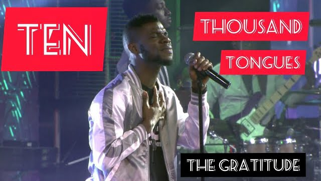 Download Music Ten thousand tongues Mp3 By Coza The Gratitude