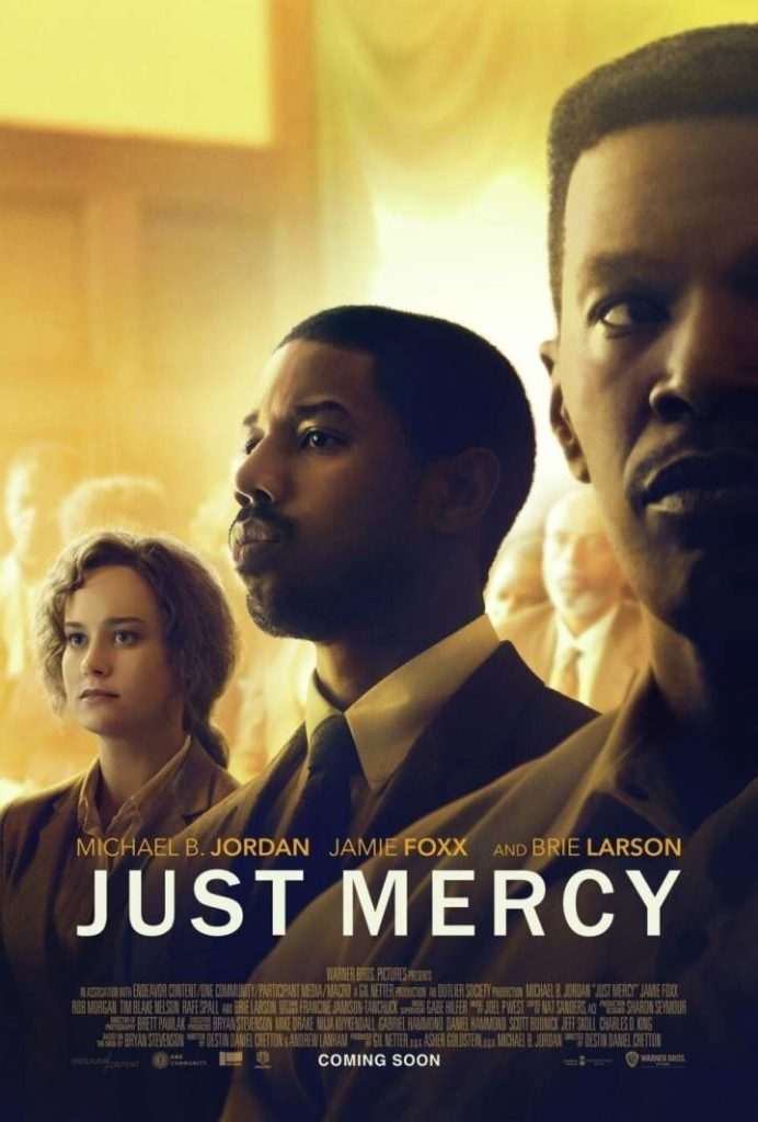 Just Mercy [HD] 2019