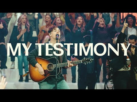Download Music My Testimony Mp3 By Elevation Worship