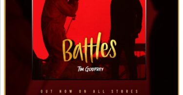 Tim Godfrey battles