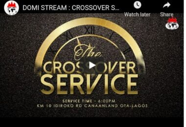 Watch Winners Chapel DECEMBER 31st 2020 | CROSSOVER SERVICE LIVE